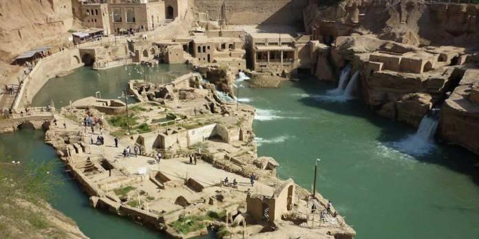 Shushtar, l'oasis du Khuzestan